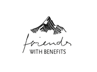 LOGO SKETCH FOR FRIENDS WITH BENEFITS