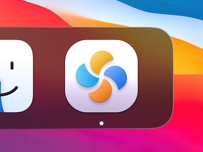 Iconset — Logo Redesign design iconset prototype redesign graphic design logo branding