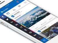 Socializr - App Concept