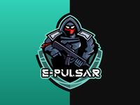 E-Pulsar Gaming Logo