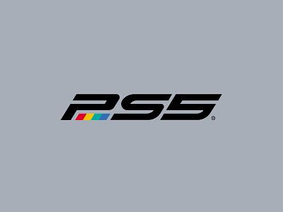PS5 redesign retro ps1 exploration ps5 playstation mark logotype logo icon branding