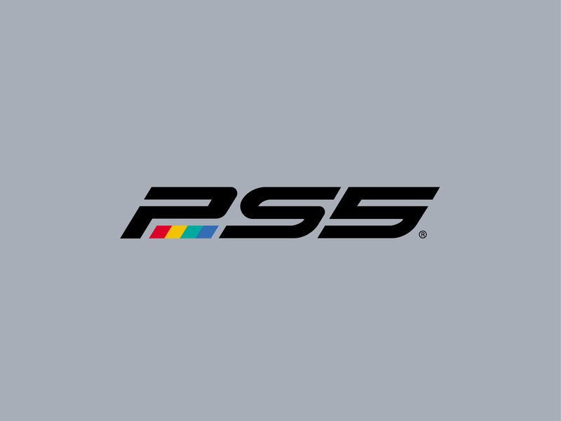 PS5 redesign retro ps1 exploration ps5 playstation mark logotype logo icon branding