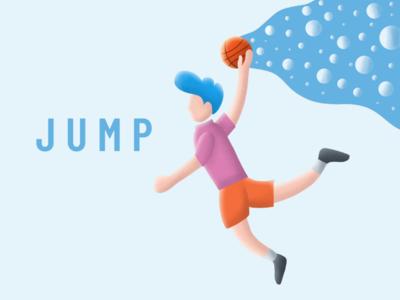 Illustration : Jump