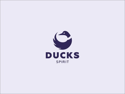 Logo Duck Spirit icon design branding logo tasty ingredient worship soup skin plate cooking ancestor worship chinese new year animal wildlife wild duck
