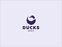 Logo Duck Spirit icon design branding logo tasty ingredient worship soup skin plate cooking ancestor worship chinese new year animal wildlife wild duck
