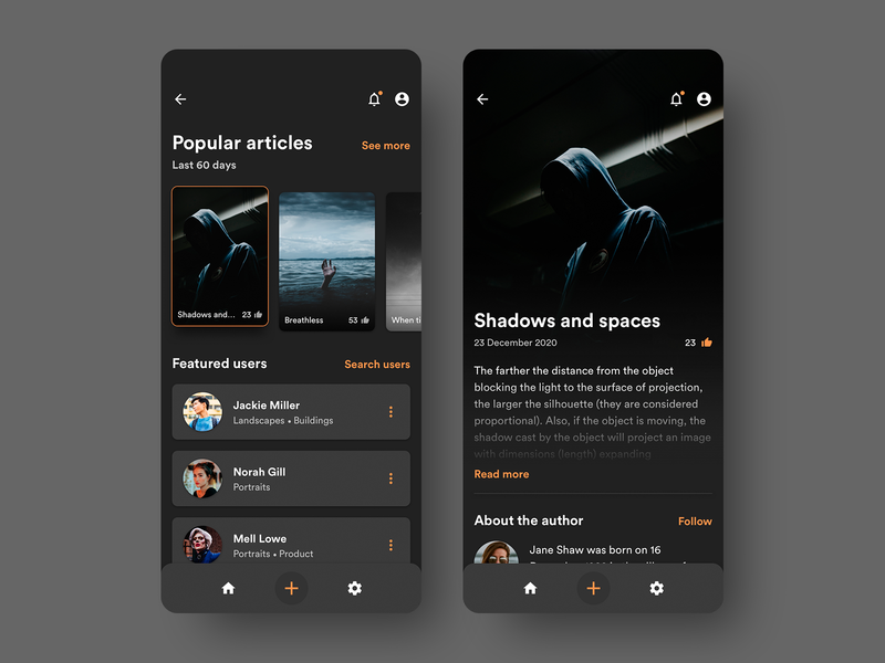 Shadows and spaces interaction inspirationdesign inspiration conceptdesign concept sketch appdesign app design ux userinterface uxui uidesign ui