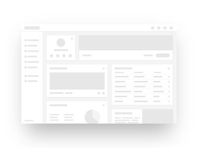 Skeleton uidesigner design userinterface uidesignpatterns layoutdesign layout appdesign webdesign skeleton uiux uicomponents uidesign ui