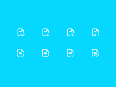 Contractbook custom icons