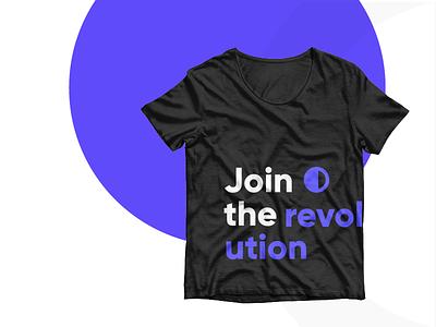 Phase T-Shirt 👕 mockup blue revolution design phase tshirt t-shirt