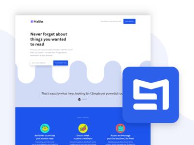 Mailist App 🎉