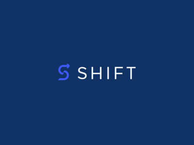 Shift Logo Design ↪️