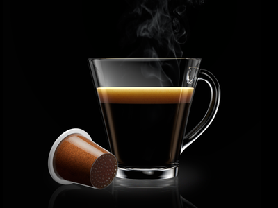 Espresso 3d marketing product visualization rendering