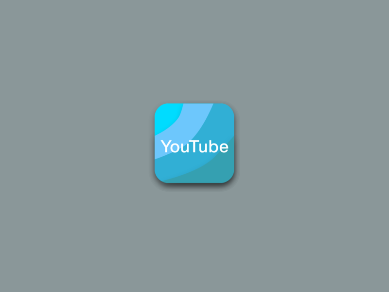 Marble Icon Series 01 youtube logo shade blue marble textures marble texture marbles recreate logodesign logos vector typography icon illustration design simplicity branding logo redesign concept redesign youtube