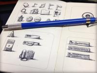 Toodles 6: Sketchy Quatro
