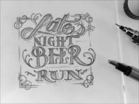 Toodles 149 - Late Night Beer Run