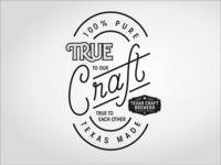 2017 Texas Craft Brewer's Festival Tshirt