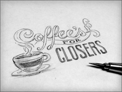 Toodles 31: Glengarry sketch illustration hand drawn pencils lettering toodles