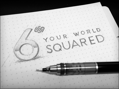 Toodles 36: Squarespace Edition sketch illustration hand drawn pencils lettering toodles squarespace6