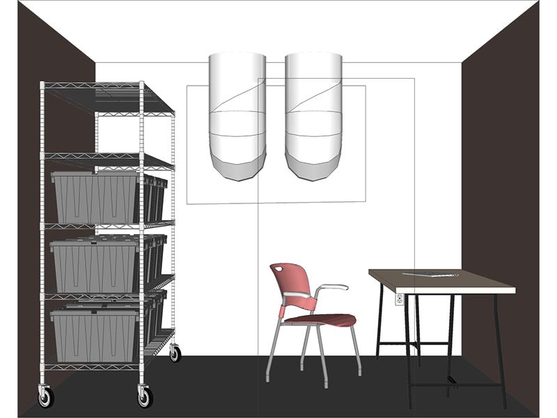 Studio 2013-16 / 3D Model 3d