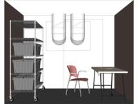 Studio 2013-16 / 3D Model