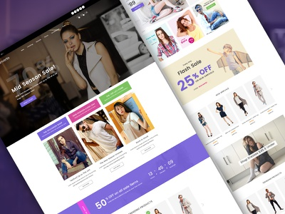 Converto - Conversion Focused eCommerce Template woocommerce twitter bootstrap shopping shop responsive psd template online store online shopping fashion elegant ecommerce template clothing