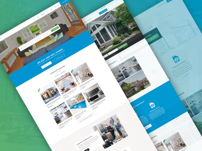 ModernHaus - Real Estate PSD Template residence rental real estate template real estate agents real estate agency real estate property housing directory business apartment agents