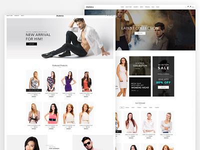 Stylista - Responsive Fashion WooCommerce WordPress Theme online store clothing themeforest ecommercetheme woocommerce theme themes modern clean fashion wordpress themes reponsive