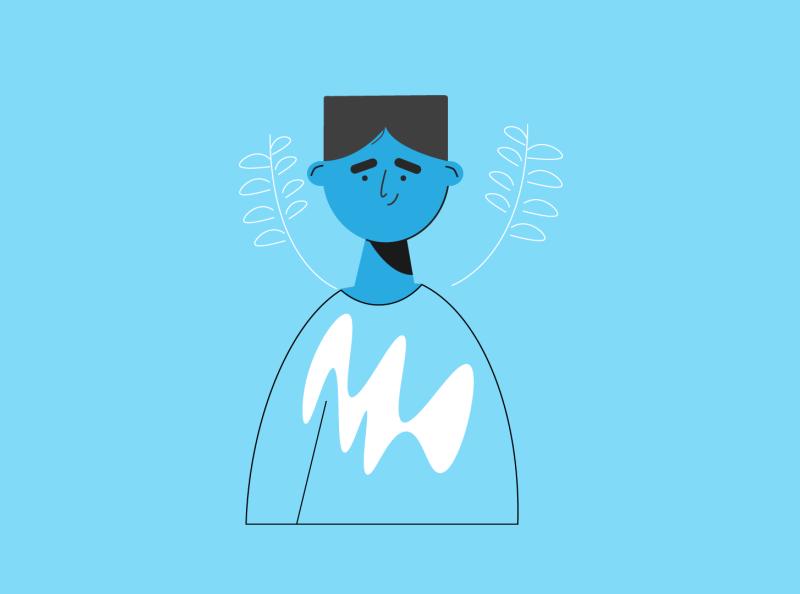 Flat Character Illustration digital illustration adobeilustrator character illustration character design flat illustration vector illustration vector illustration