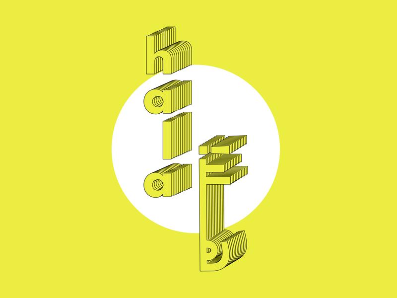 Hala arabic typography arabic illustration typography