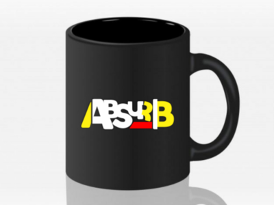 Mug Absurb mug digital ceramic logo
