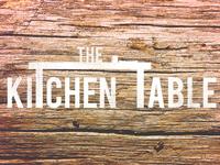The Kitchen Table logo