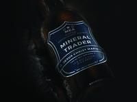 Mineral Trader Beer logo