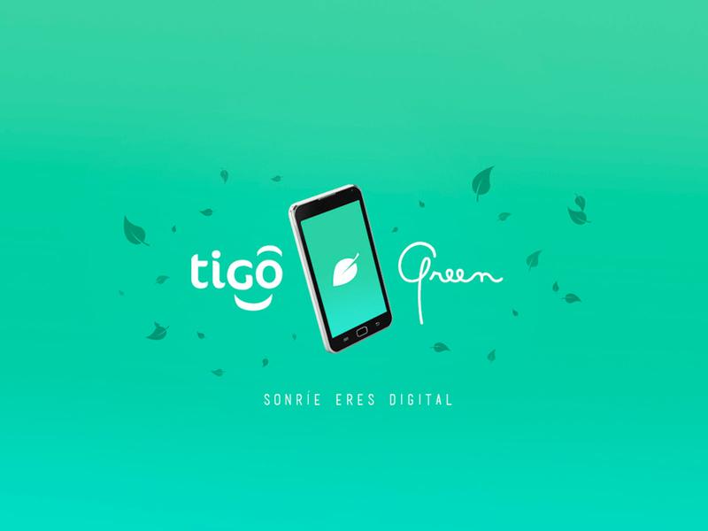 Tigo  campaign minimal illustration branding design logo design logodesign brand identity brand design designer design branding logo
