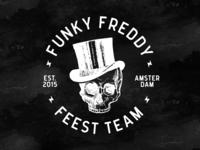 Funky Freddy shirts