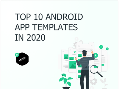 Top 10 Unique Android App Templates of 2020