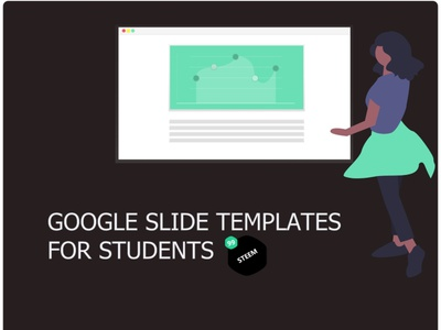 Presentation templates for students