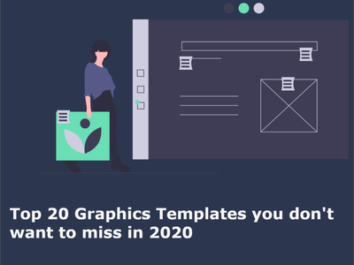 Top 20 XD Graphics Templates you don't want to miss in 2020 powerpoint template
