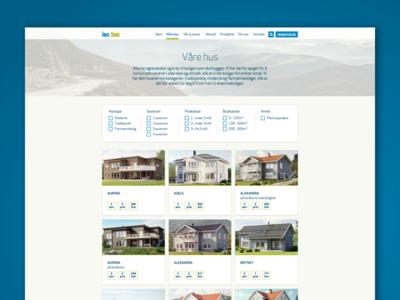 IEC-hus prefab homes website