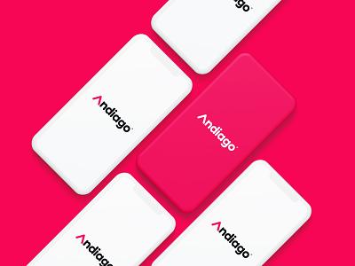 Logo Design for Andiago vancouver logo design branding