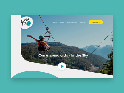 Superfly Website Design