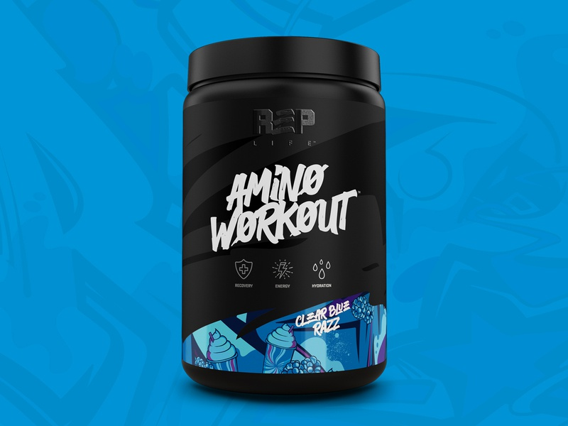 Packaging Design for R3P marketing supplements package design vancouver branding