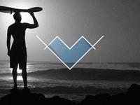 Surf Heart Concept