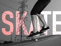 Skate Wallpaper - Mobile