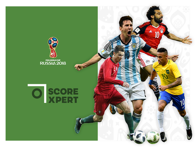 Scorexpert - World Cup 2018 Predictor