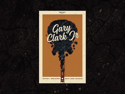 Gary Clark Jr gig poster