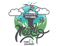 Seattle Dribbble Meetup - June 30th