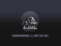 Seattle Dribbble Meetup #3 - April 14th