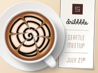 Seattle Dribbble Meetup #4 - July 21st