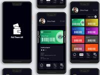 Fidthemall App Design