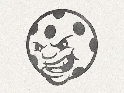 Floorball Retro Print floorball sports branding character vector retro print